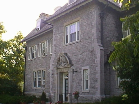 24 Sussex Drive,